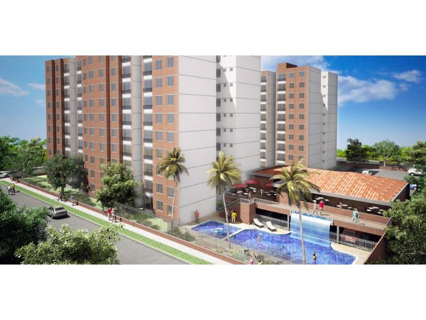 Apartamento en Venta en Prados Del Norte, Cali