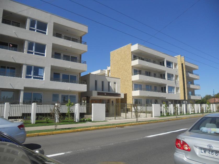 Departamento en Venta Calle 2 Norte Con 32 Oriente, Talca, Chile, Talca