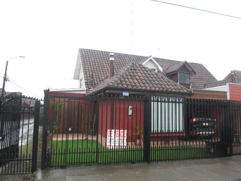 Casa en Venta Calle Alonso De Ercilla, Chillán, Ñuble