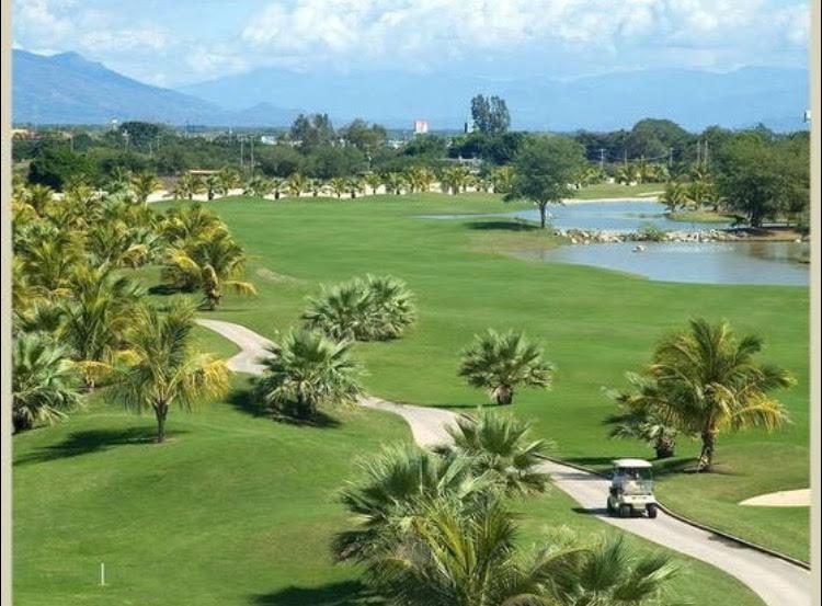 Departamento en Renta Paseo De Las Mariposas Conominio Ibiza Depto. 103, Campo De Golf , Nuevo Vallarta, Nayarit