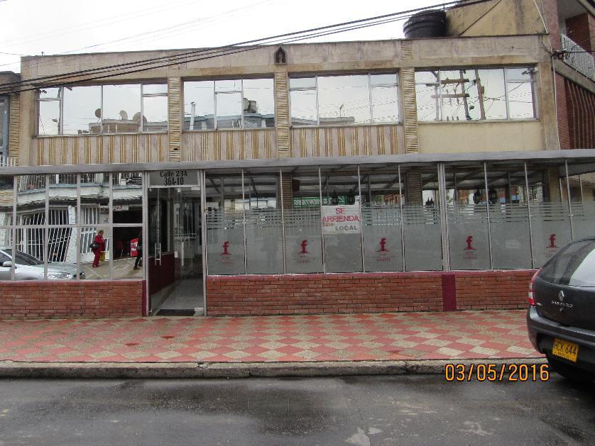 Edificio en Venta en Quinta Paredes, Bogotá