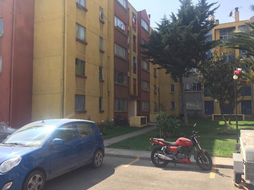 Departamento en Venta Avenida Dorsal 1301, Condominio , Conchalí, Santiago