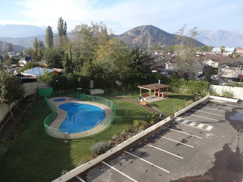 Departamento en Arriendo Avenida Hermanos Clarck, Los Andes