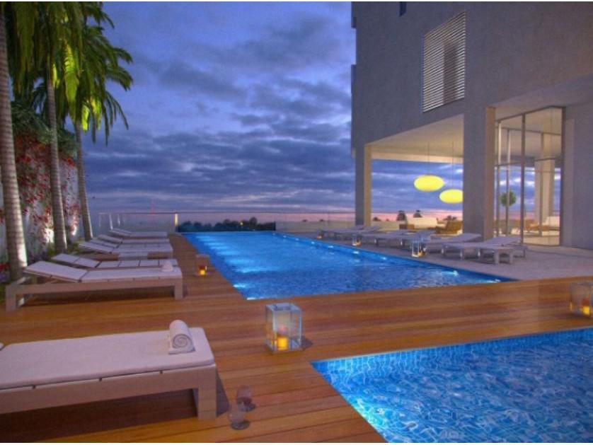 Apartamento en Venta Castillogrande, Cartagena De Indias
