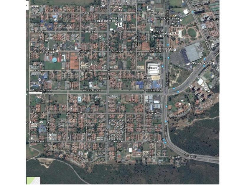 Lote de Terreno en Venta Calle 179 Cra 78, San Felipe Noroccidente, Bogotá