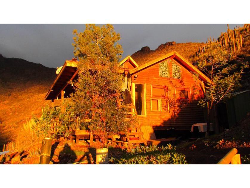 Cabaña-Refugio en Venta Valparaíso