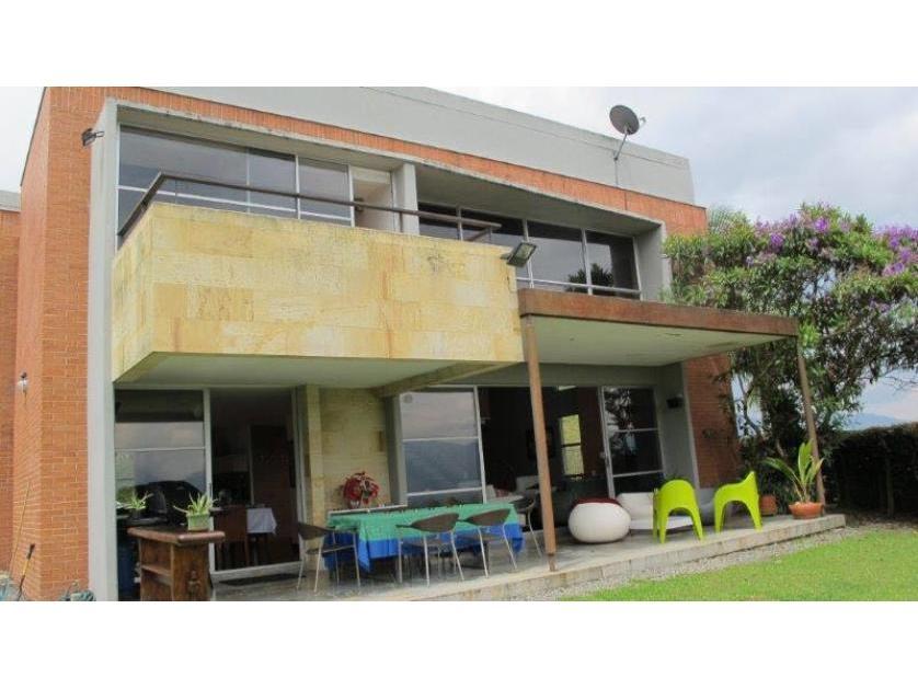 Casa en Venta en Altos Del Poblado, Medellín