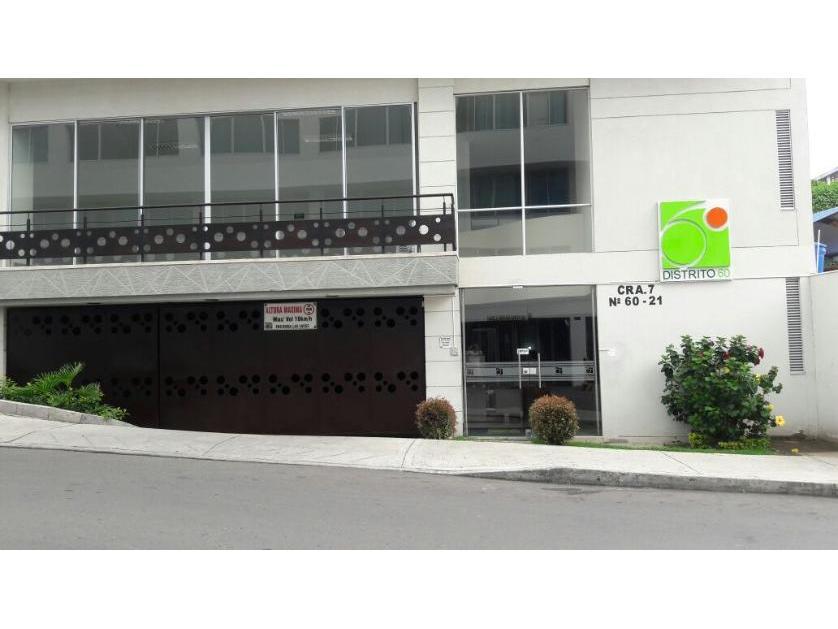 Residencial en Arriendo Cra 7 # 60 - 21, Edificio Distrito 60, Jordan, Ibague