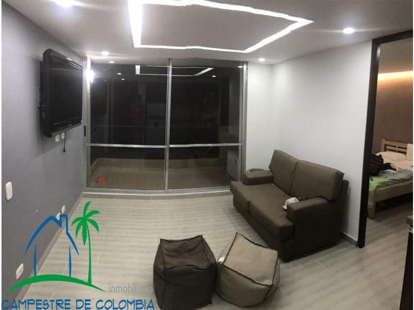 Apartamento en Venta Condominio Bambu En Girardot, Blanco, Girardot