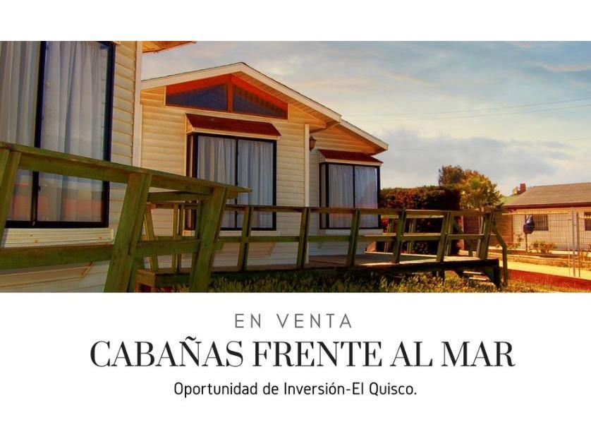 Cabaña-Refugio en Venta El Quisco, San Antonio