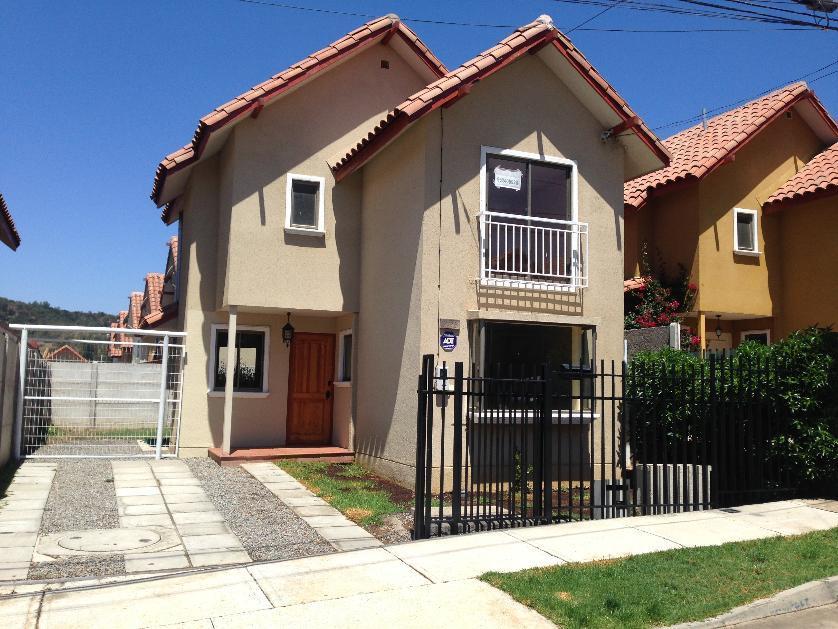 Casa en Arriendo El Sendero 723, Villa Alemana, Valparaíso