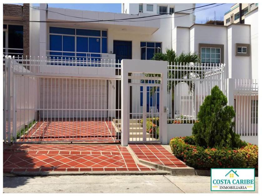 Casa en Venta Villa Santos, Localidad Río-mar, Barranquilla