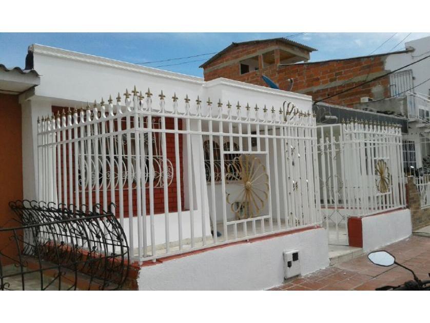 Casa en Venta Cra 6b N33, El Limón, Barranquilla