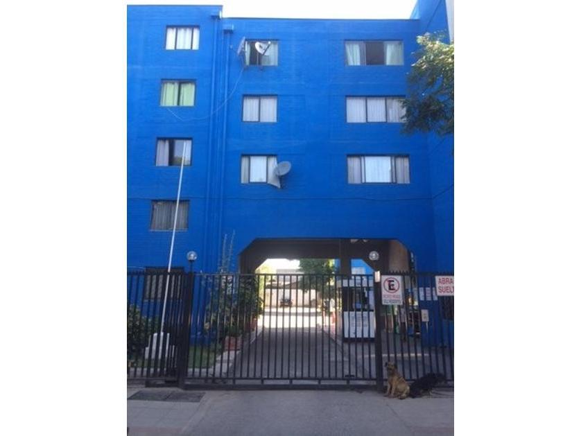 Santiago Centro, Se Vende Departamento En Barrio Yungay-