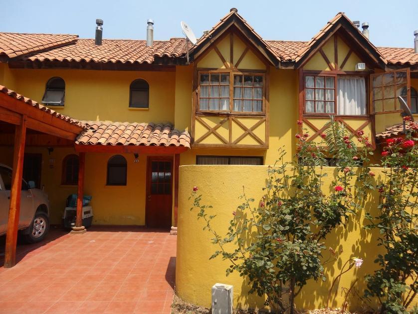 Casa en Arriendo Pascual Baburizza, Los Andes