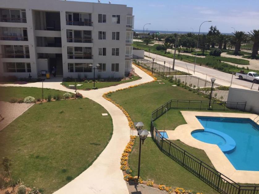 Departamento en Arriendo Avenida Puerta Del Mar 425, Departamento 941, La Serena, Elqui