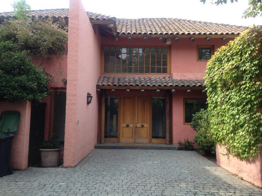 Casa en Arriendo Las Ardillas, Lo Barnechea, Santiago
