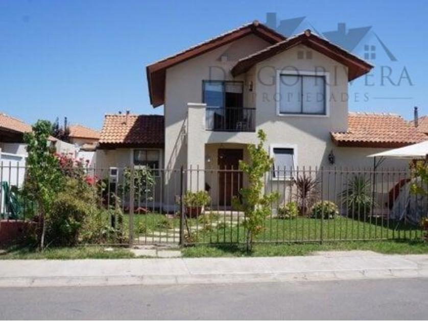 Casa en Arriendo El Polo, Machalí, Cachapoal