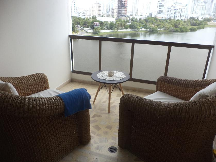 Apartamento en Venta Avenida Del Retorno, Edificio Laura, El Laguito, El Laguito, Cartagena De Indias
