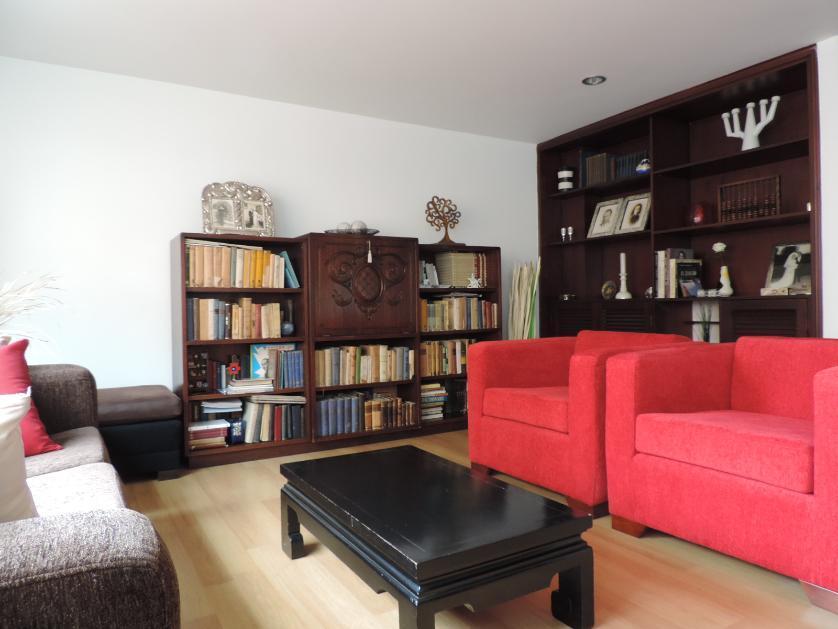 Apartamento remodelado a la venta en La Carolina - La Carolina - BOGOTÁ