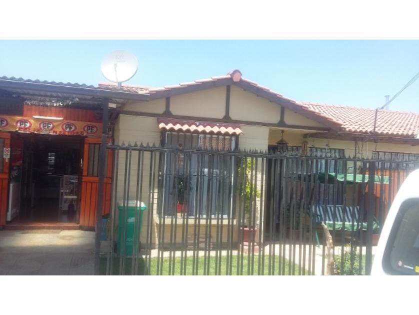 Linda Casa ubicada en villa nueva 2 año de antigüedad muy tranquilo a 5 min de camino Melipilla Cuenta con 3
